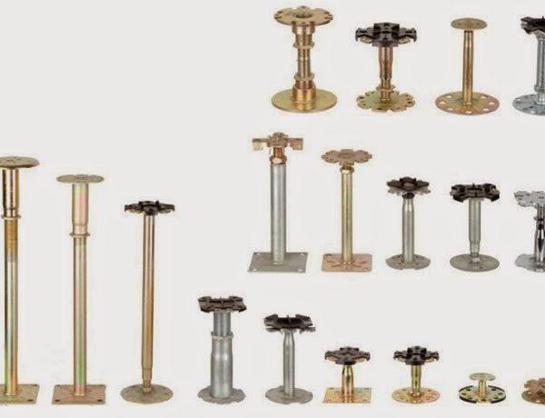 Chân đế sàn nâng – phụ kiện sàn nâng kỹ thuật