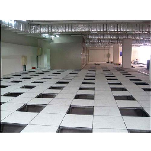 Sàn kỹ thuật vỏ thép chống tĩnh điện