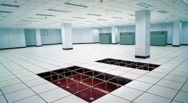 Sàn nâng kỹ thuật cho phòng sạch