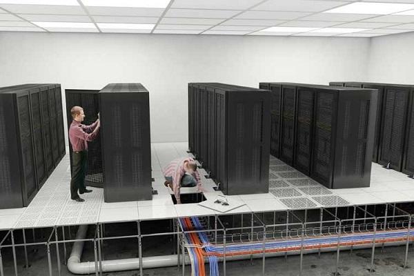 Sàn nâng kỹ thuật cho phòng Datacentre