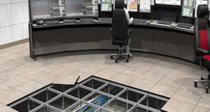 Sàn nâng kỹ thuật, lựa chọn thông minh cho phòng IT, Data, server